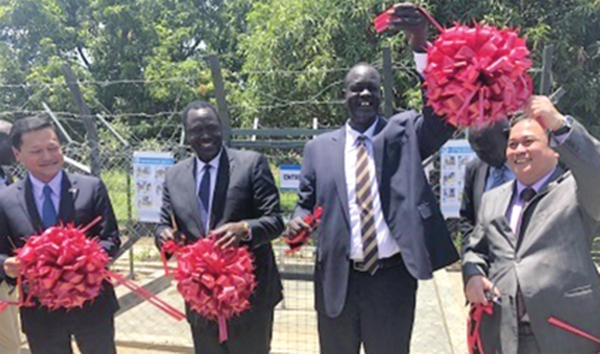 Petronas launches water project in Juba | Daily Express