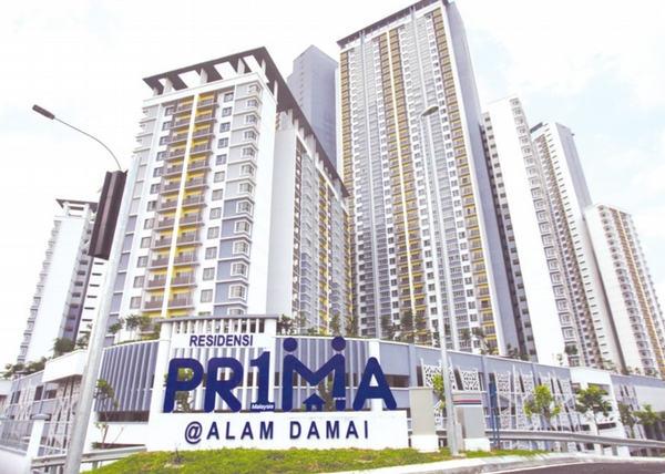 Kuala Lumpur The Housing And Local Government Ministry Kpkt Plans To Rent Out Affordable Homes In Cities Instead Of Ing Them Boost Rental
