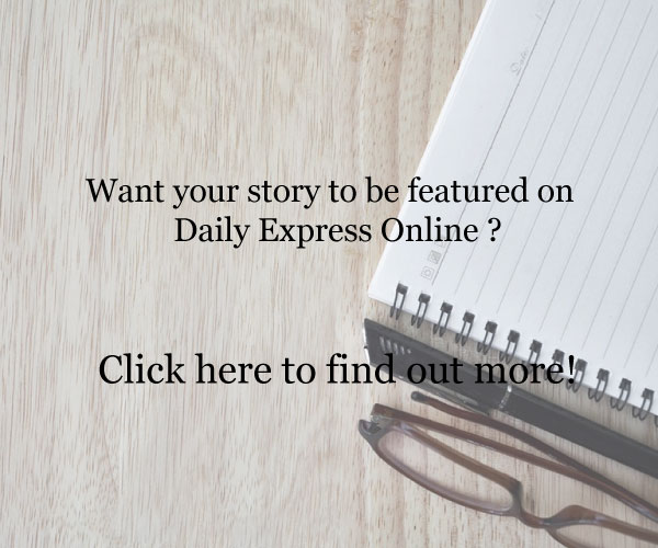 Home   Daily Express Online - Sabah's Leading News Portal