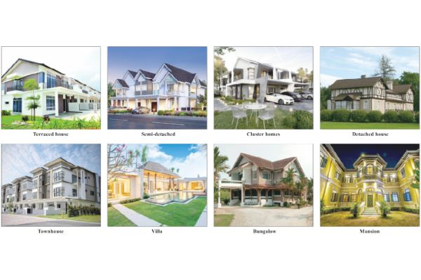 Types of landed residential properties | Daily Express Online - Sabah's  Leading News Portal