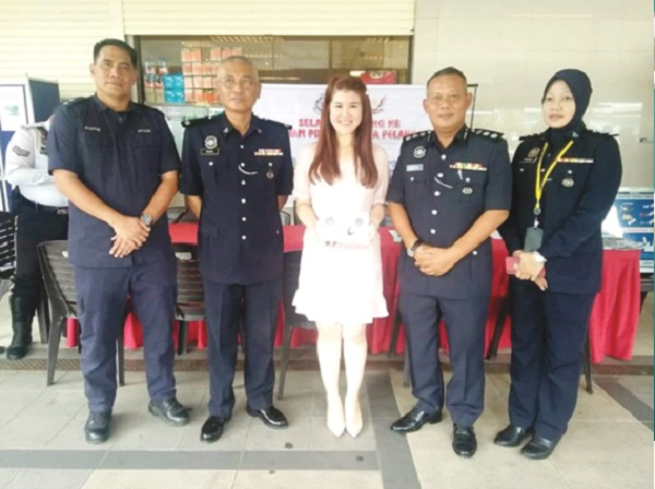 Police going modern with 'Talk To Us' | Daily Express Online - Sabah's Leading News Portal