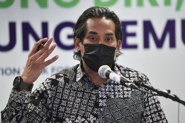 Premises listed under Hide are not Covid-19 clusters: Khairy