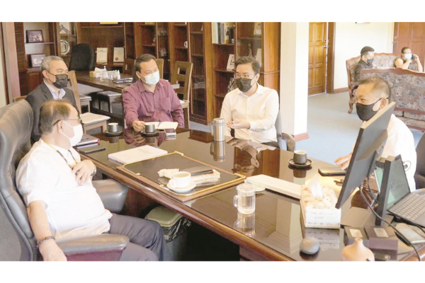 KK floods: Ministry, reps to work together | Daily Express